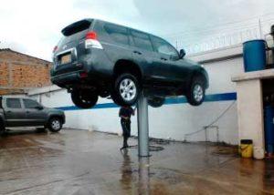 Elevador para vehiculo AR